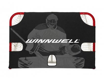 """Střelecká plachta na hokejovou branku Winnwell Accushot 52"""" Heavy Duty"""