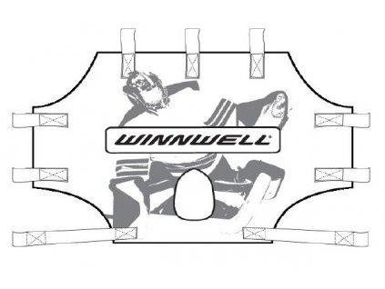 """Střelecký terč na branku Winnwell Shotmate 54"""""""