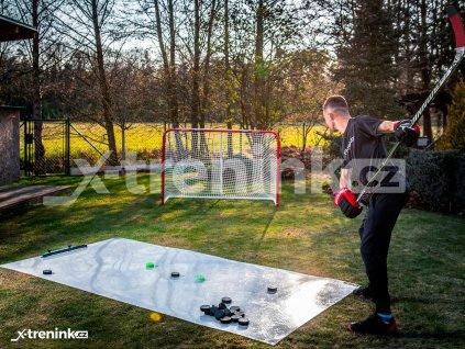 Hokejová deska Shooting Pad Extreme 300 x 150 cm