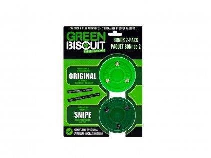 Green Biscuit puk v setu