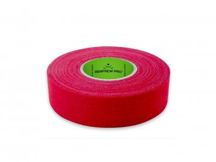 Červená páska na hokejku