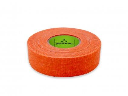 Oranžová páska na hokejku