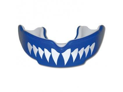 Chránič zubů Safe Jawz Extro Series Shark (Varianta senior, Výrobce Safe Jawz, Příchuť Bez příchuti)