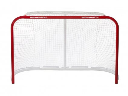 Hokejová branka se sítí na suchý zip Winnwell Prom Form - střelba na branku