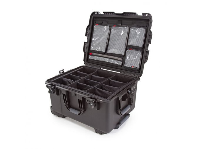 nanuk media 960 pro photo kit color black