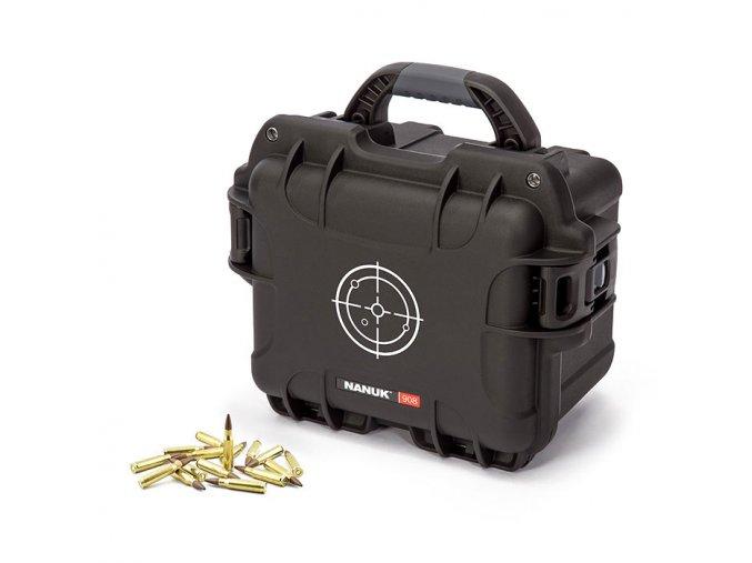 nanuk firearms 908 ammo case color 01 black