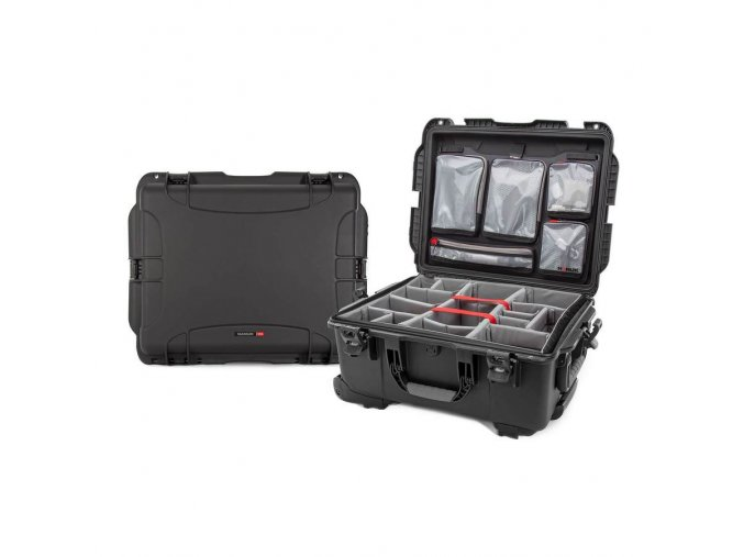 nanuk 955 pro photo kit camera case nanuk black 2 900x