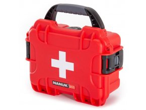 nanuk 903 first aid case color red 01