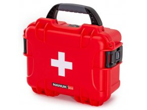 nanuk 904 first aid case color red 01