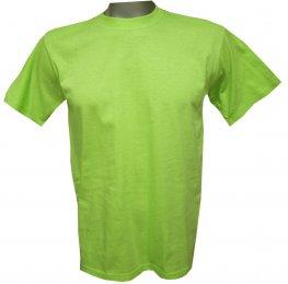 Dětská trička jednobarevná
