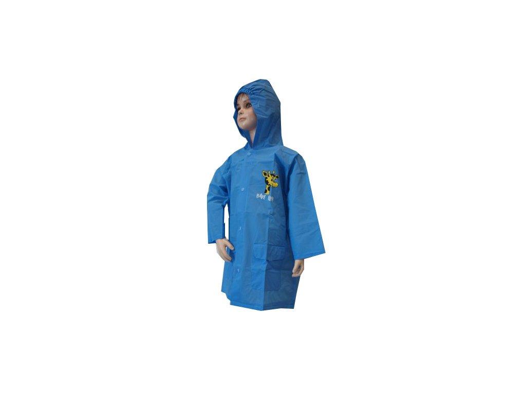 Pláštěnka modrá