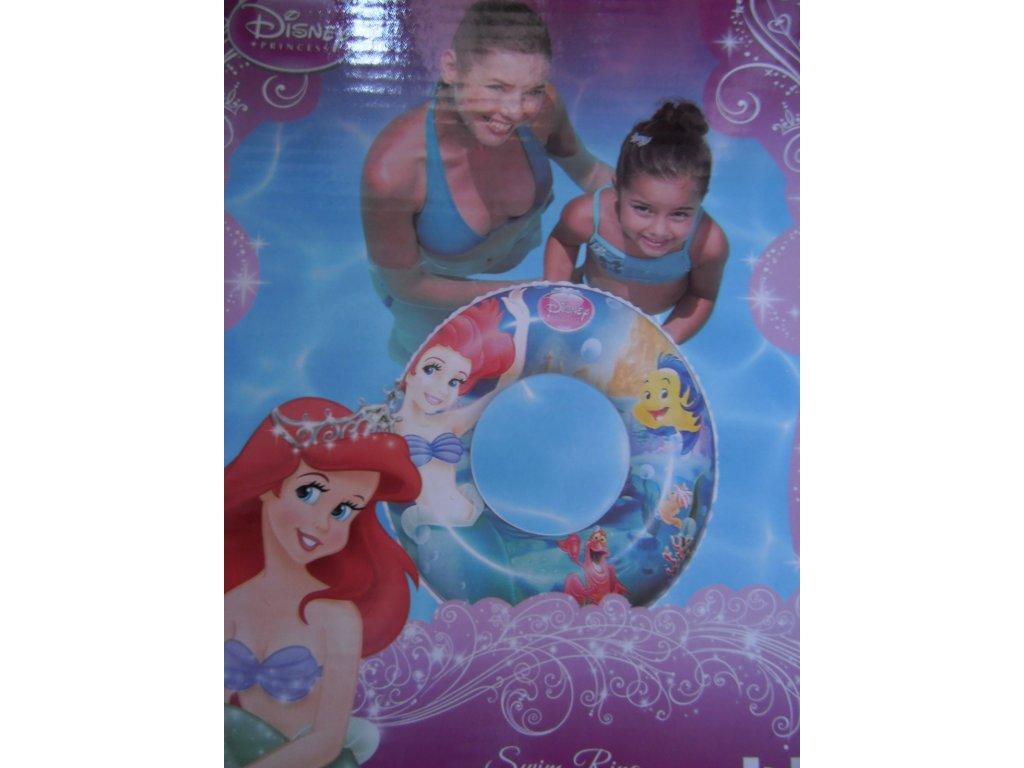Princess Disney nafukovací kruh A171