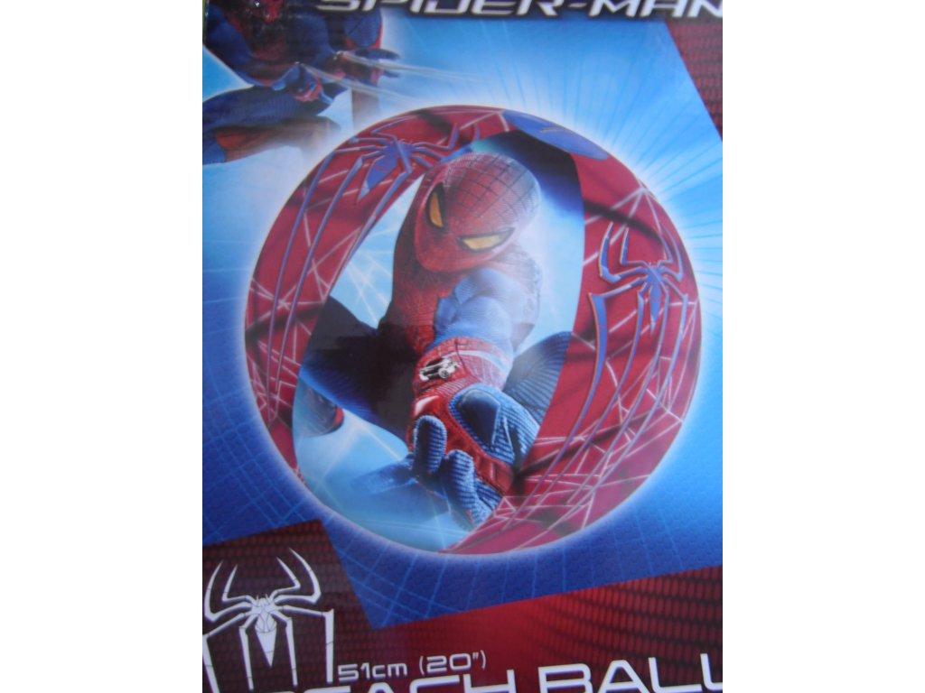 Spidermann Nafukovací míč Disney A175