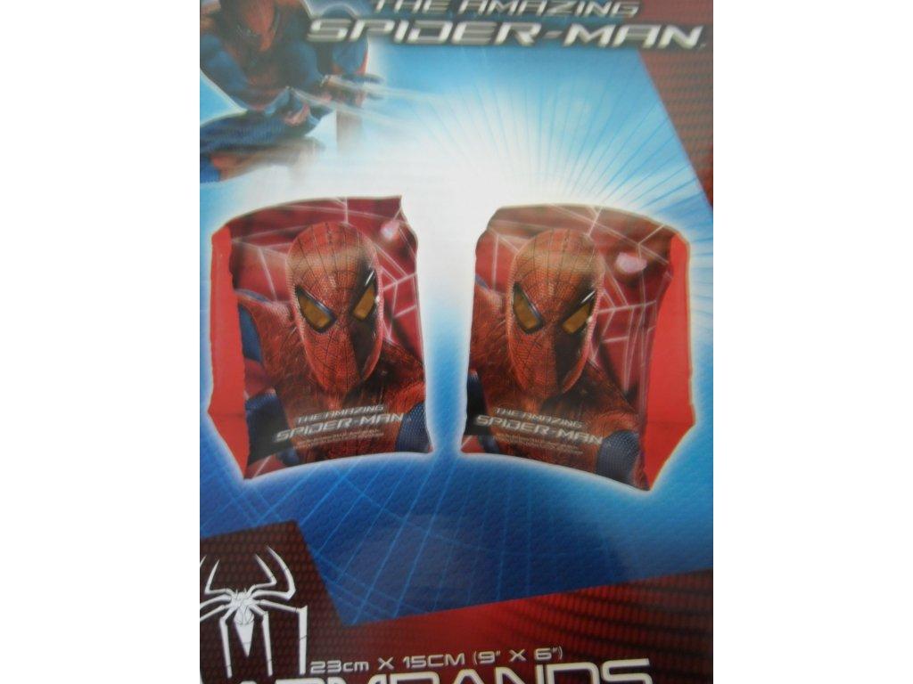 Spiderman Nafukovací rukávky A173