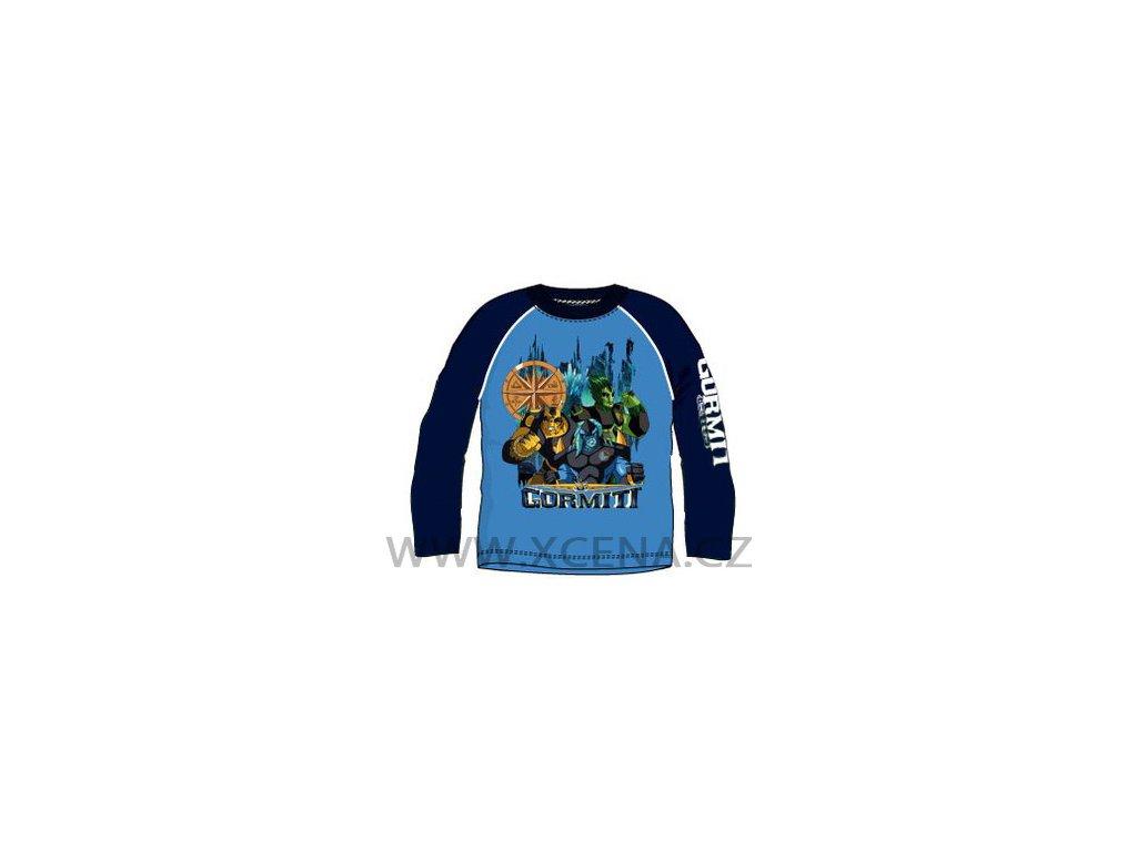 Gormiti tričko modré