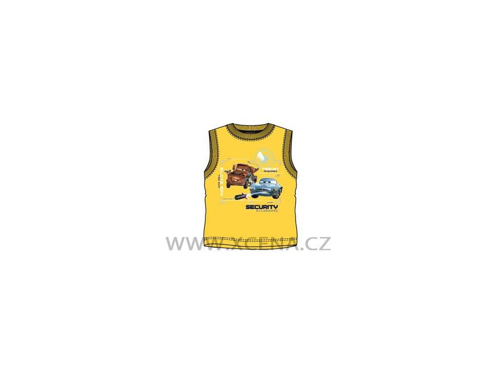 Chlapecké triko Cars 2