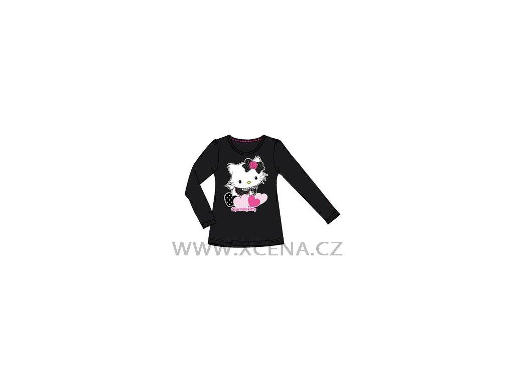 Tričko Charmmy Kitty černé
