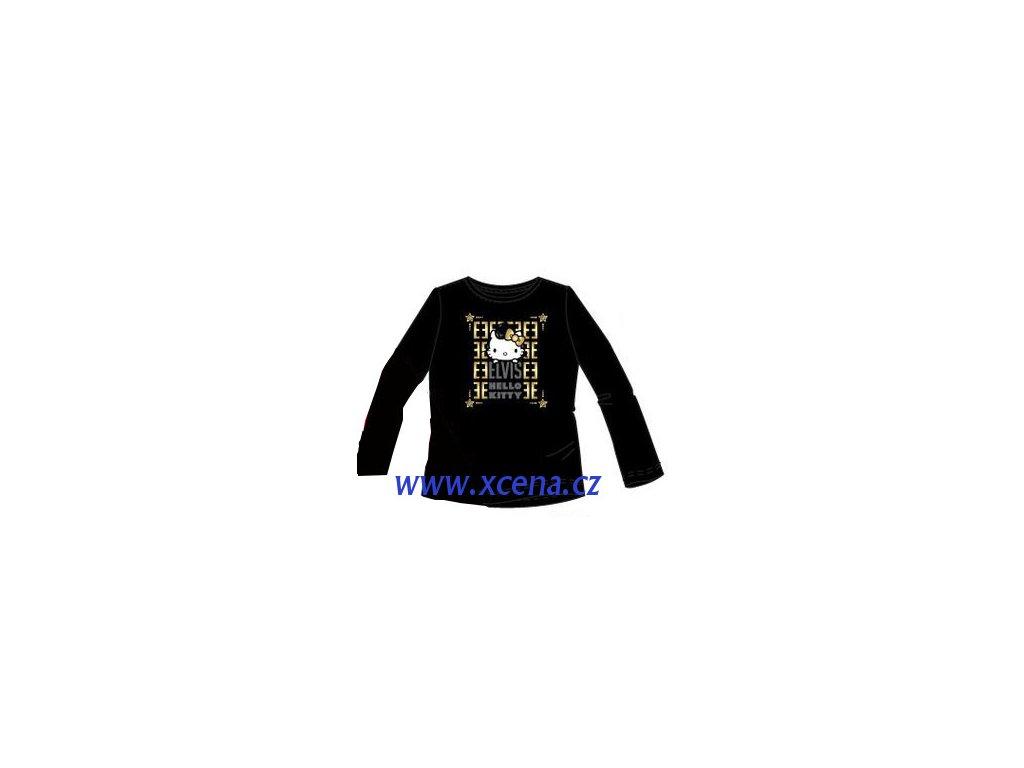 Hello Kitty tričko černé typ A