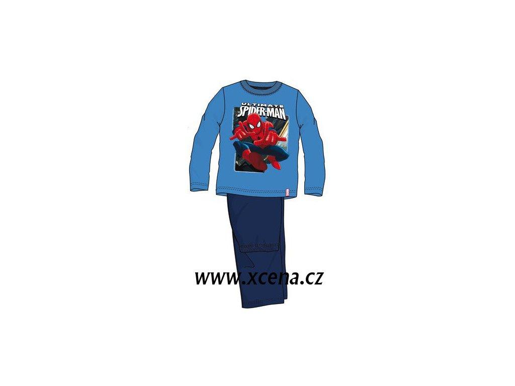 Spiderman pyžamo modré typ A1