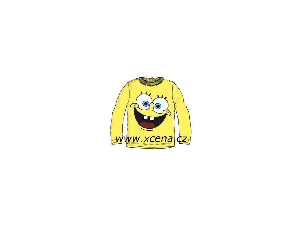 Sponge bob trika žluté