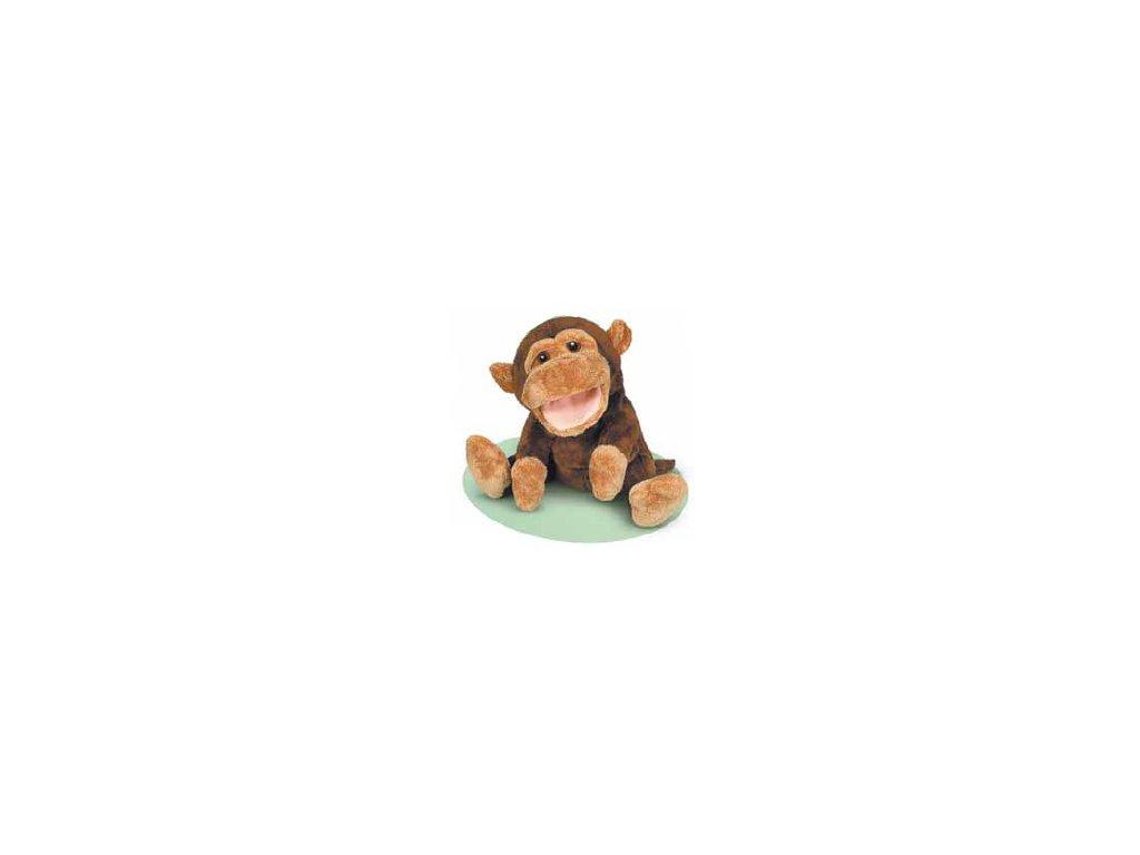 Opička s velkou pusou
