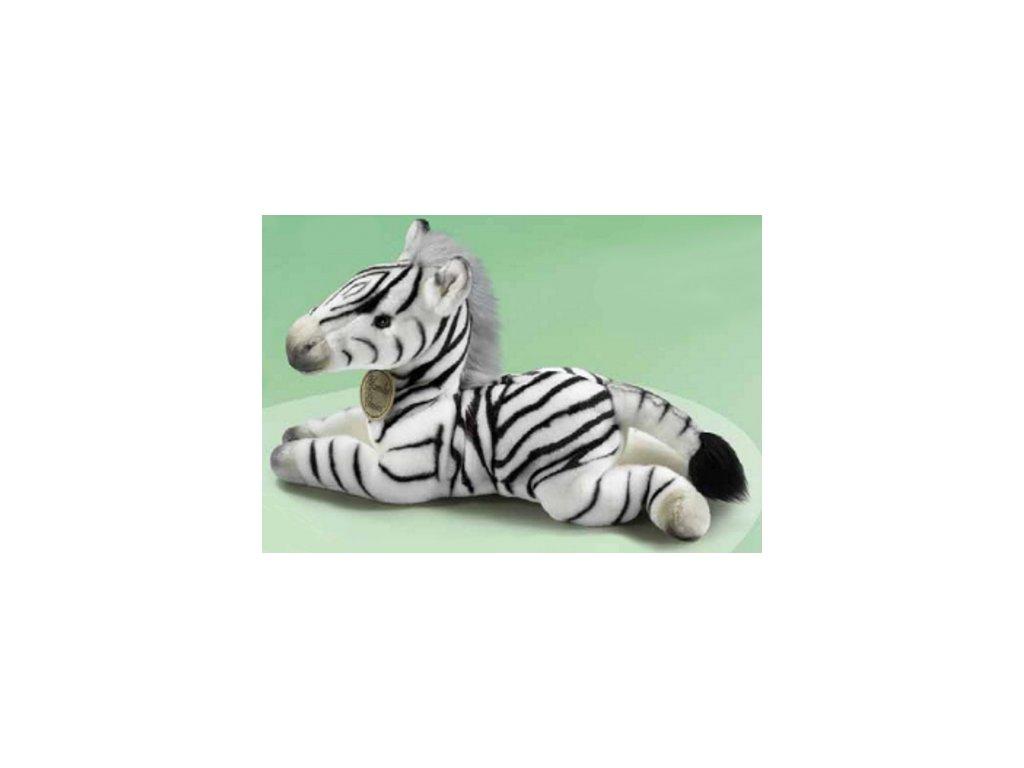 Zebra plyšová