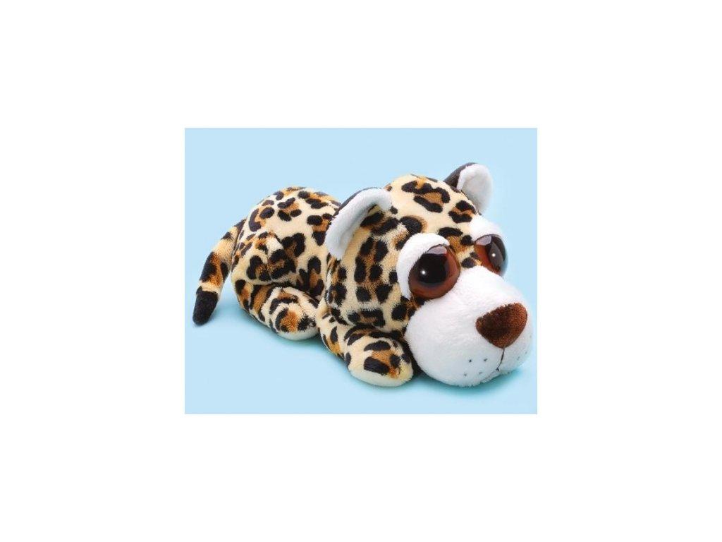 Leopard s velkýma očima