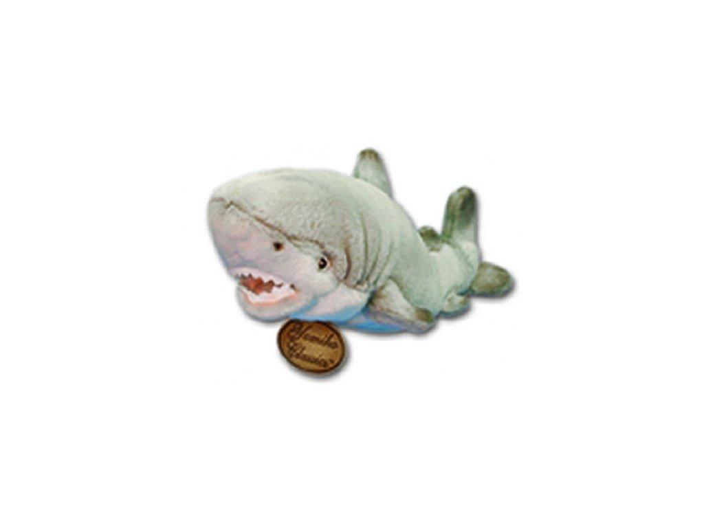 Hračky plyšové žralok velký