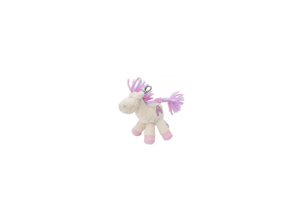 Klíčenka poník bílorůžový