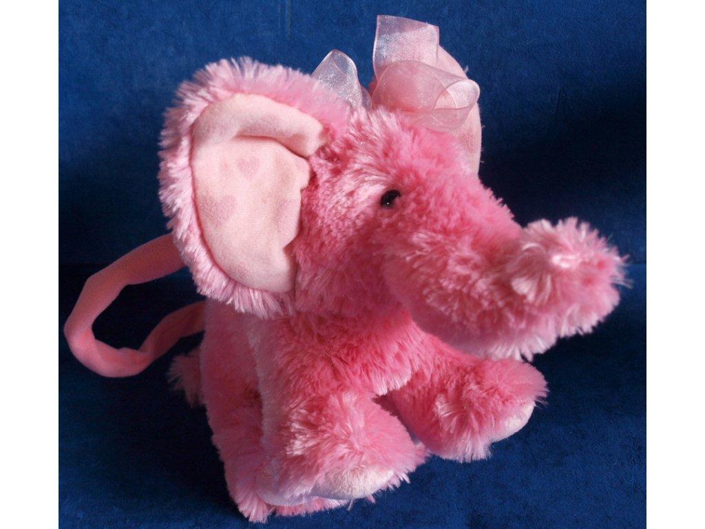Kabelka sloník růžový