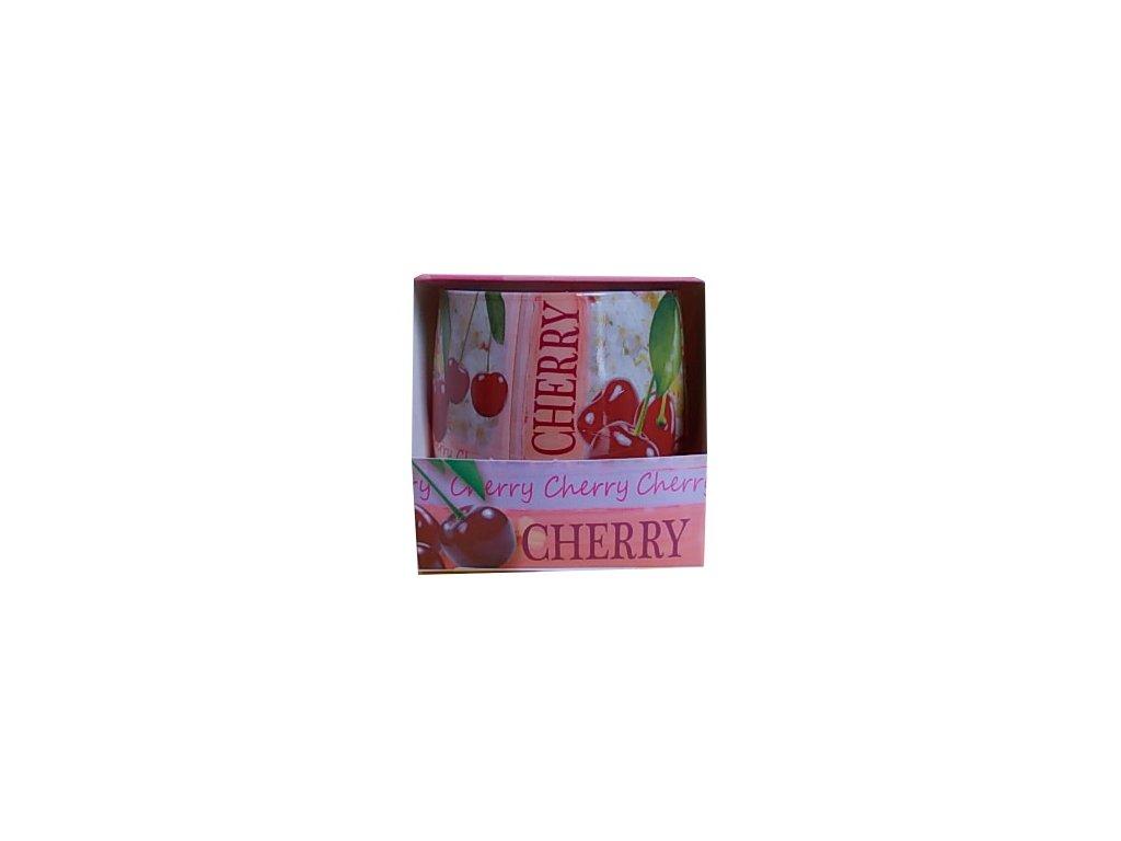 Svíčka tutti frutti cherry cherry 100g