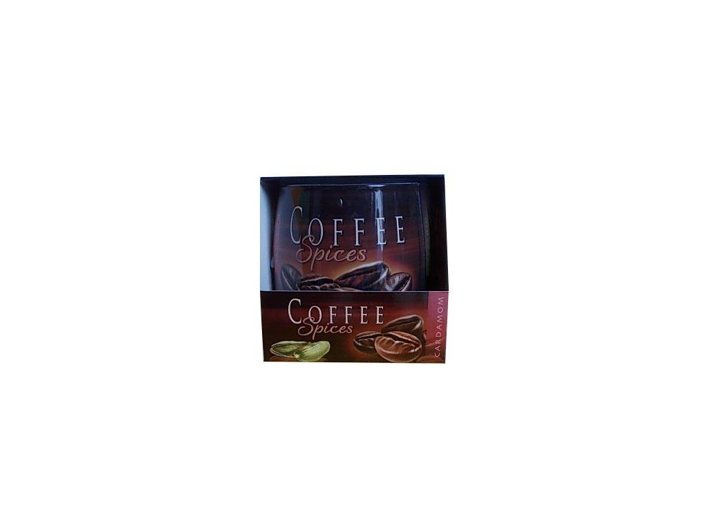 Svíčka coffee spices 100g