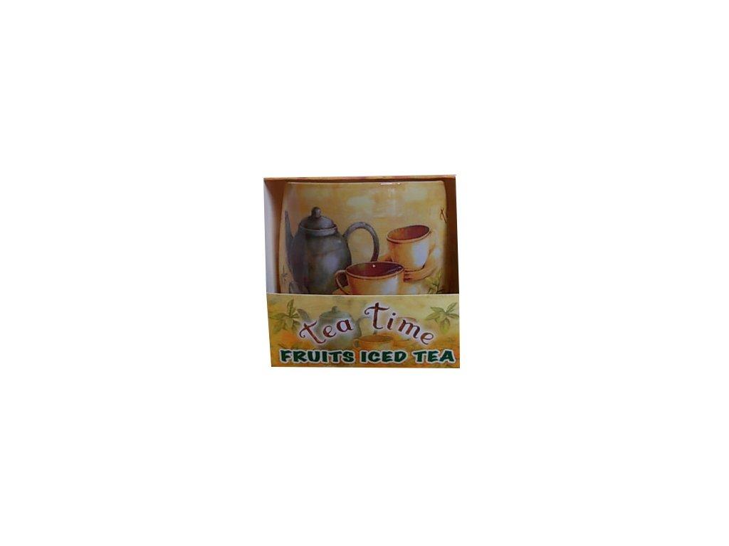Svíčky tea time fruits iced tea 100g