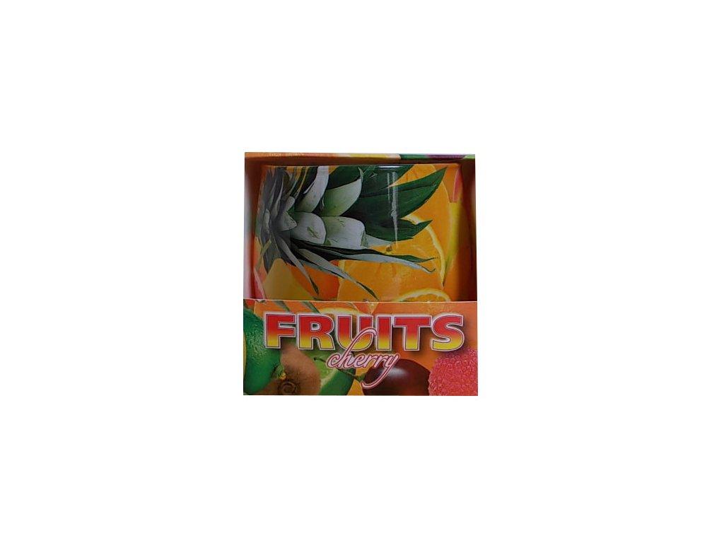 Vonná svíčka Fruits Cherry 100g