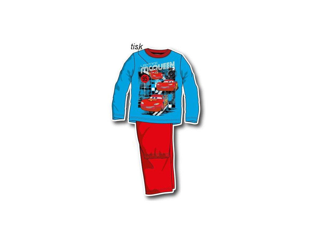 Chlapecké pyžamo Cars nová kolekce