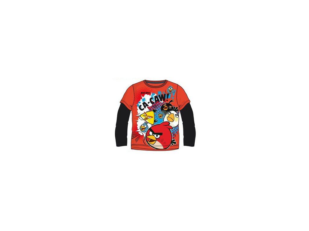 Tričko Angry Birds nová kolekce