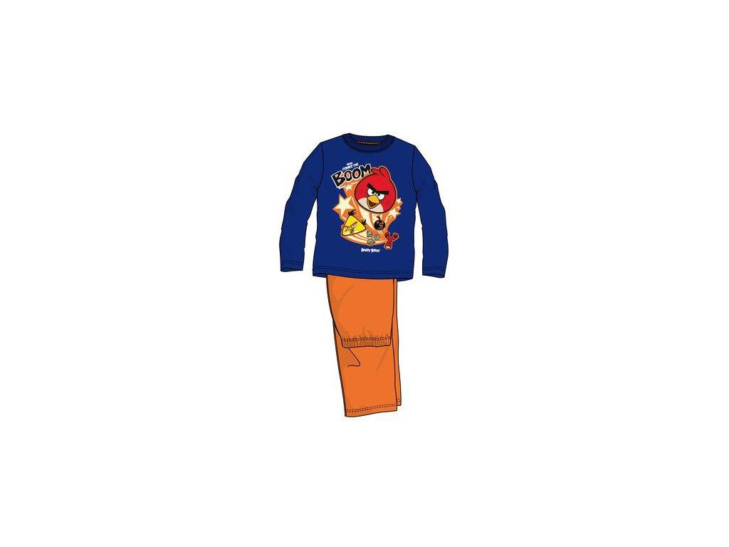 Chlapecké pyžamo Angry Birds nová kolekce