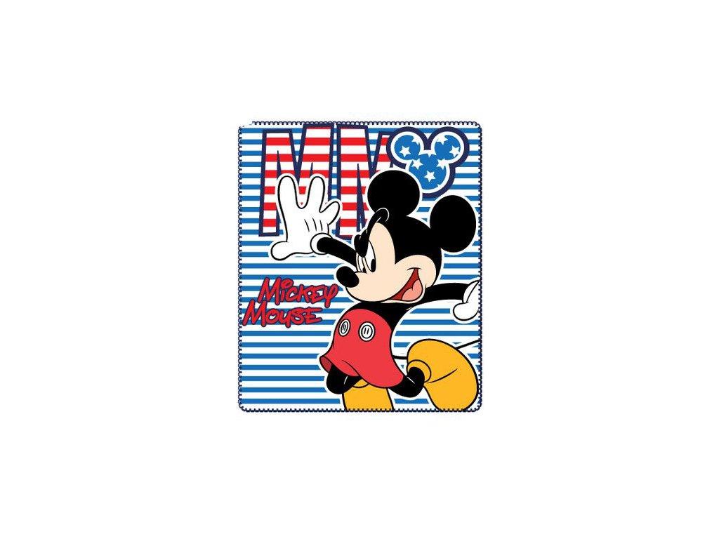 Mickey Mouse deka polar fleece