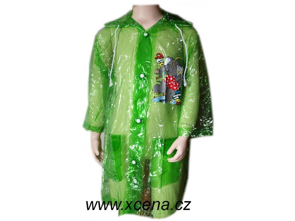 Pláštěnka zelená