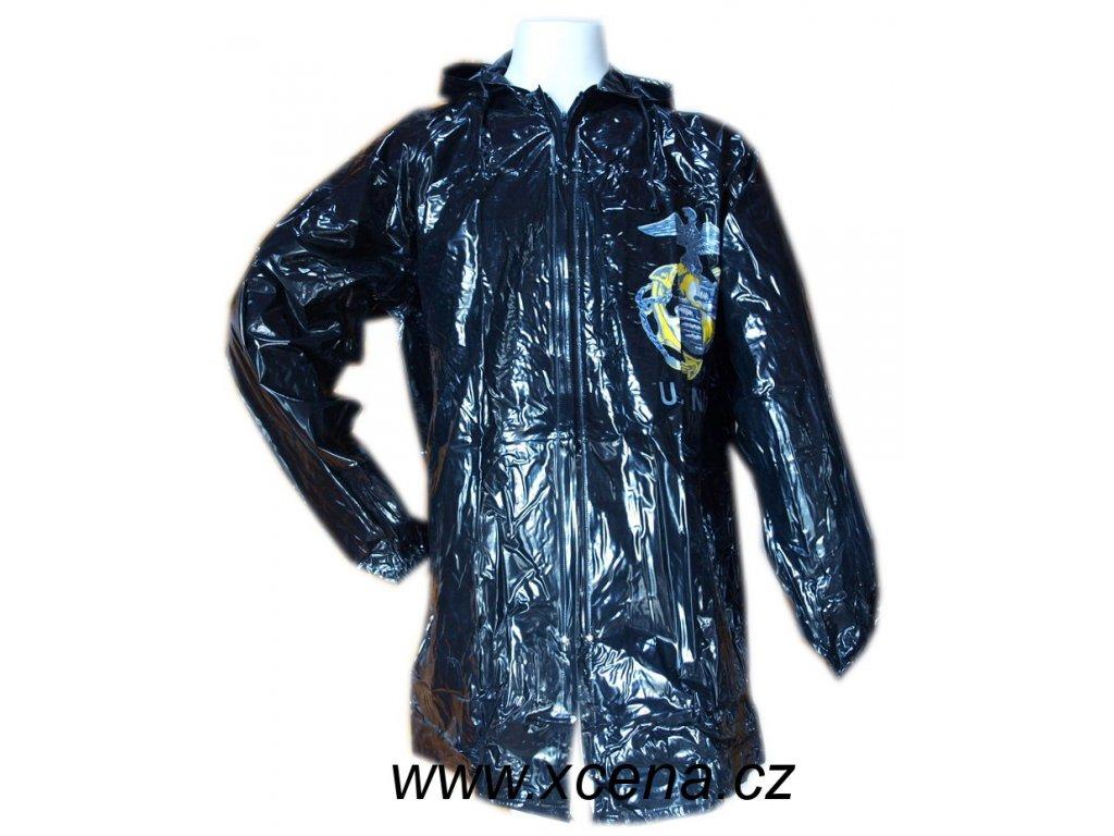 Pláštěnka, bunda nepromokavá na zip