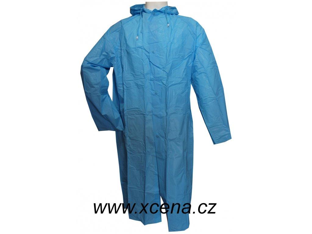 Pláštěnka unisex modrá, ochranný oděv