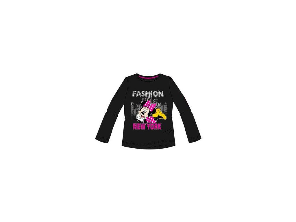 Tričko, triko s Mickey Mouse černé
