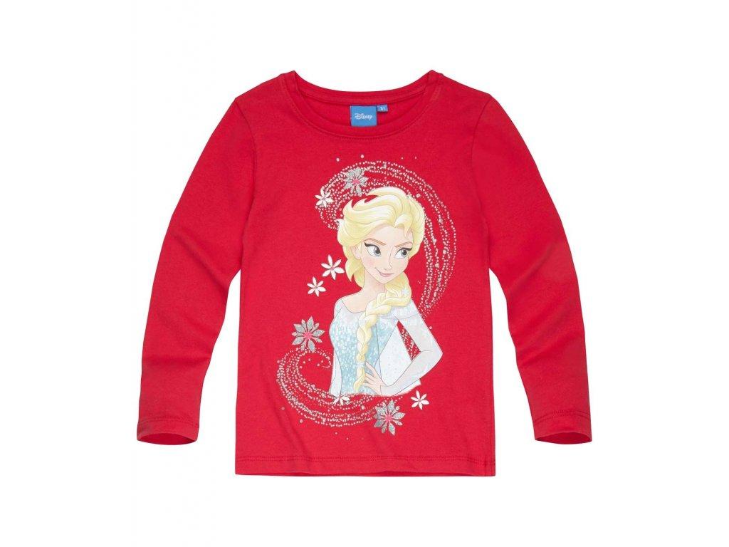 Frozen tričko dětské růžové