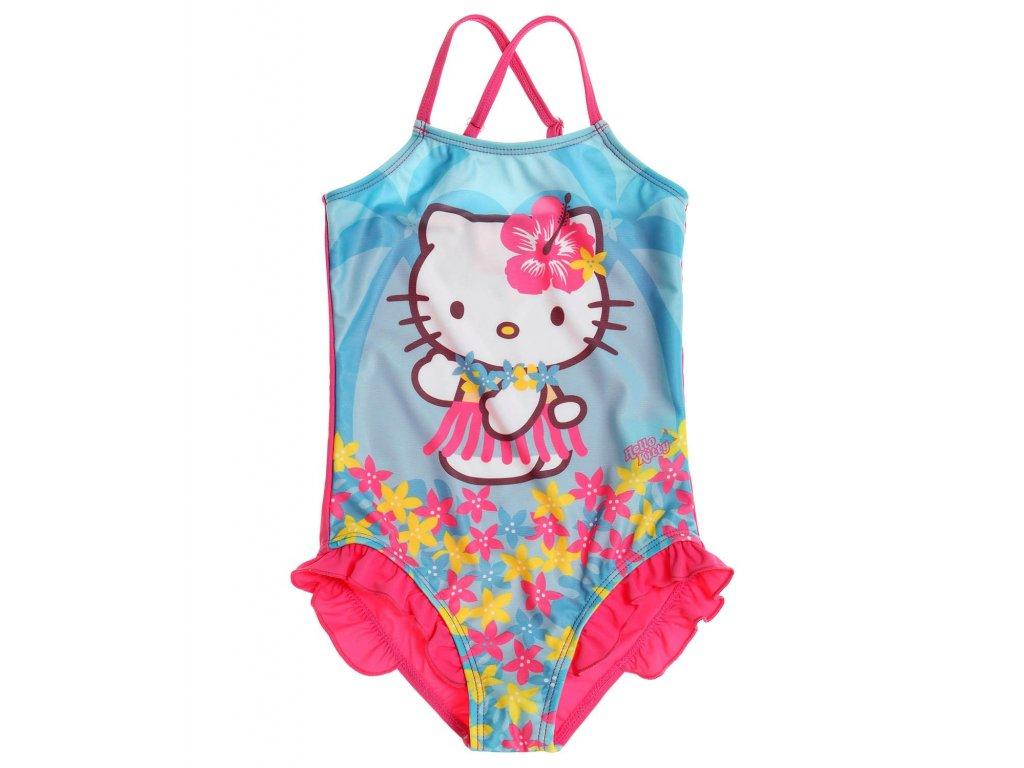 Plavky Hello Kitty vcelku