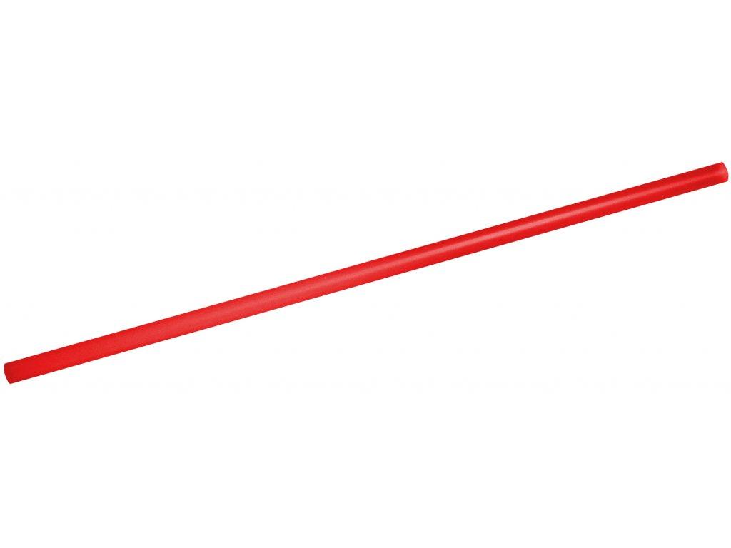 Brčka červené sada 135ks