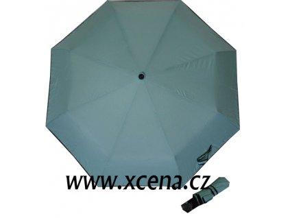 Deštník zelenkavý typ A