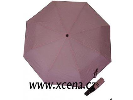 Deštník světle růžový typ A