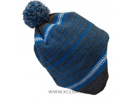 Teplá čepice, podšitá fleecem
