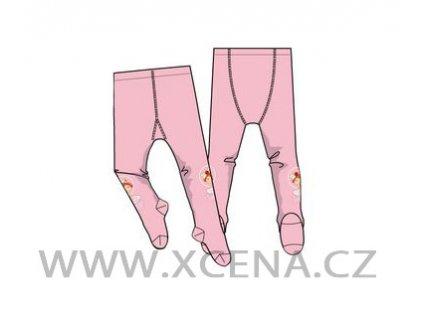 Disney Baby Girls punčocháče růžové