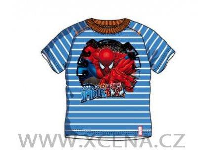 SPIDERMAN trika modré typ A